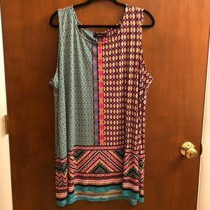 Style & Co tunic; size 3X